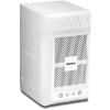 NAS Meediaserver: 2 x SATA I/II kettale, kuni 2 x 4Tb, Gigabit Lan, USB 2.0, RAID 0,1,DLNA, URL, BitTorrent, FTP, Kaughaldus