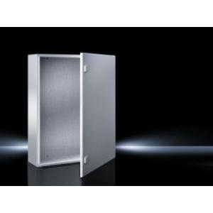 Seinakapp AE 600x380x210; 12U metalluks, k,l,s IP66