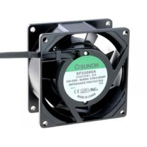 SUNON SF23080A2083HBL.GN Ventilaator 230VAC 80x80x38mm, 40.7(±7%)m3/h, 32dBA