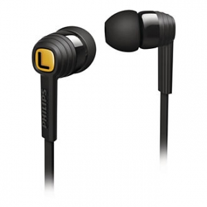 Nööpõrvaklapid Philips CitiScape In-Ear collection CitiScape Black SHE7050BK