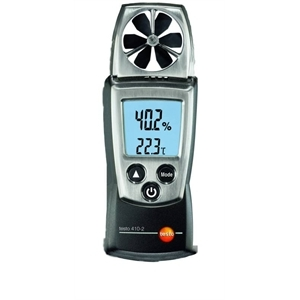 AIR FLOW + TEMP + HUMINITY METER