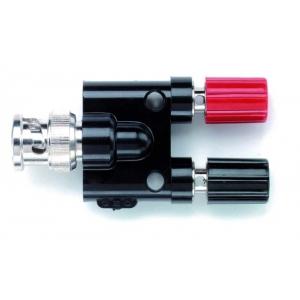 BNC-M to Binding posts adapter