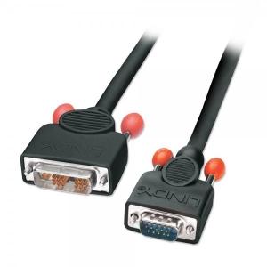 DVI-A - VGA kaabel 1.0m