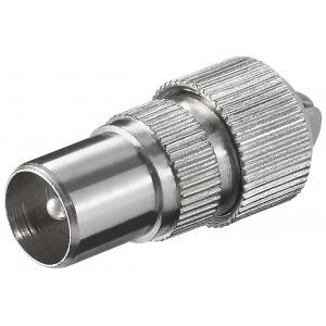 Antennipistik metall