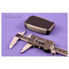 ABS-PLASTIC.75x50x17mm BLACK/GREY