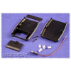 ABS-PLASTIC.117x79x24mm BLACK/GREY