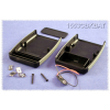 ABS-PLASTIC.117x79x33mm BLACK/GREY