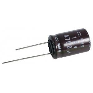 Elektrolüüt kondensaator 6800uF 16V 105°C 16x31.5mm
