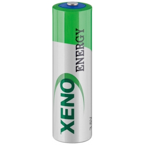 Liitiumpatarei Xeno XL-060 F - AA (ER14505) - 3,6V 2400mA