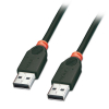 USB 2.0 kaabel A - A 7.5m, must