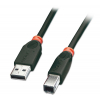 USB 2.0 kaabel A - B 7.5m, must