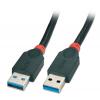 USB 3.0 kaabel A - A 1.0m, must