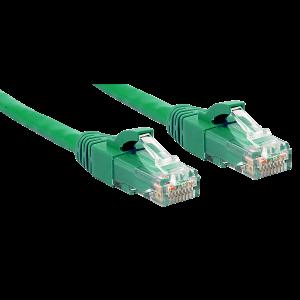 Võrgukaabel Cat6 UTP 10.0m, roheline