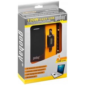 Universaalne toiteplokk, sisend: 100-240V, automaatne väljund: 5-24V, 8000mA, USB, LCD, 120W, Must