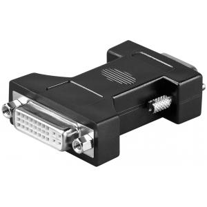 Üleminek VGA (M) - DVI-I Dual Link (F)