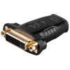 Üleminek HDMI (F) - DVI-I (F)