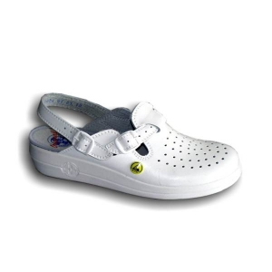 Dissipative Footwear JUNIOR - WHITE - 36