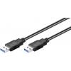 USB 3.0 kaabel A - A 5.0m, must