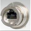 RJ45 INLINE CONN IP67 PLASTIC BLACK