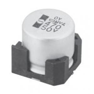 Elektrolüüt kondensaator 100uF 10V 85°C 6.3x5.2mm SMD