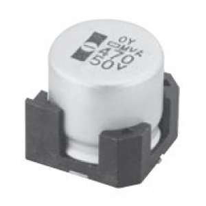 Elektrolüüt kondensaator 22uF 50V 85°C 6.3x5.2mm SMD