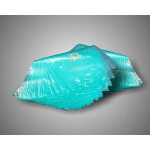 "DISSIPATIVE POLY BAGS, 100µm  - 100X200mm(4""X8"")   Packages of 100"