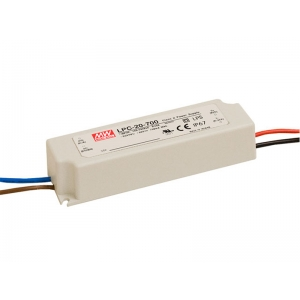 Toiteplokk LED 20W 3~48V 0.35A
