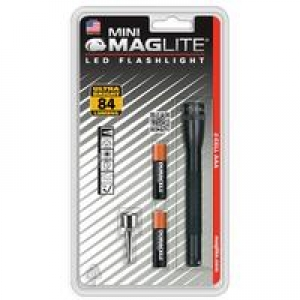 MAGLITE AAA LED BLACK 12cm