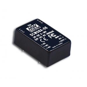 DC-DC Konverter 8W 9~18V/ ±5V ±0.8A