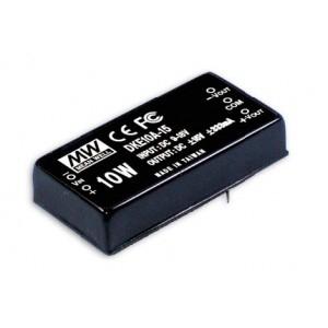 DC-DC Konverter 10W 9~18V/ ±5V ±1A