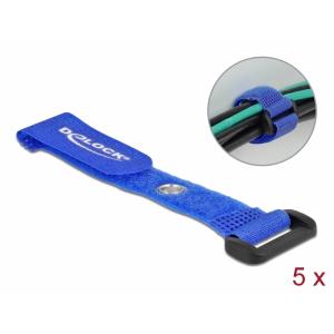 Takjapael regulaatoriga 20mm x 150mm, öösiga, sinine, (5.tk)