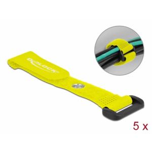 Takjapael regulaatoriga 20mm x 150mm, öösiga, kollane, (5.tk)