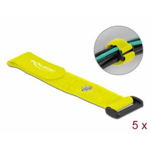 Takjapael regulaatoriga 25mm x 190mm, öösiga, kollane, (5.tk)