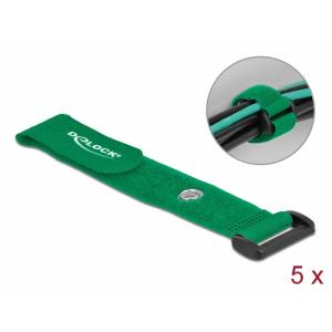 Takjapael regulaatoriga 25mm x 190mm, öösiga, roheline, (5.tk)