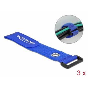 Takjapael regulaatoriga 38mm x 280mm, öösiga, sinine, (3.tk)
