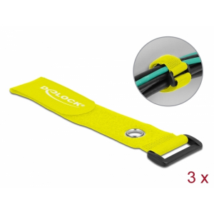 Takjapael regulaatoriga 38mm x 280mm, kollane, (3.tk)