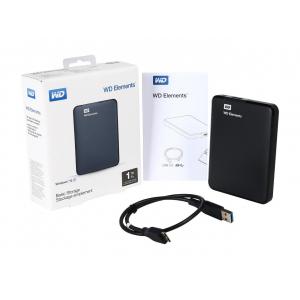 Kõvaketas WD MyPassport Ultra 1TB USB3.0  2,5, väline