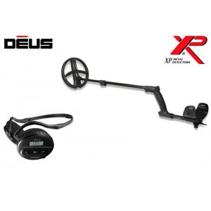 Metallidetektor XP DEUS X35 22-WS4 ENG_RUS, juhtmeta kõrvaklapid WS4, (ilma juhtpuldita)