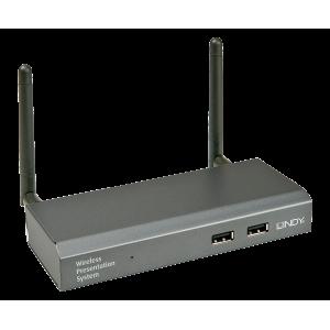 HDMI Projektor server (Wifi, Lan),VGA, HDMI, RJ-45, USB 2.0, Mini Stereo jack