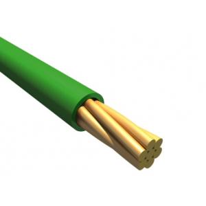 Montaažijuhe 0,23mm², roheline AWG22 PVC 1000V -40°C…80°C MIL-W-76 MW 30,5m