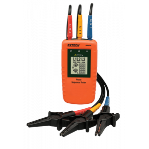 Faasijärjestuse tester, 600V AC