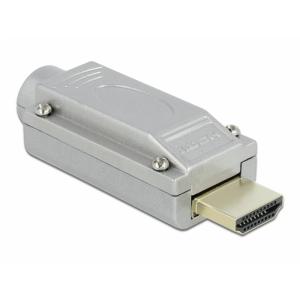 HDMI (M) - Terminal Block 20pin, metallist korpusesga