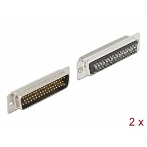D-Sub HD 50 pin (M), joodetav