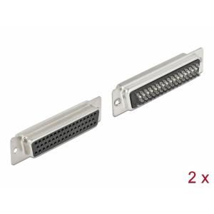 D-Sub HD 50 pin (F), joodetav