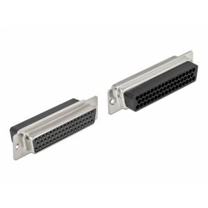 D-Sub HD 50 pin (F), pressitav