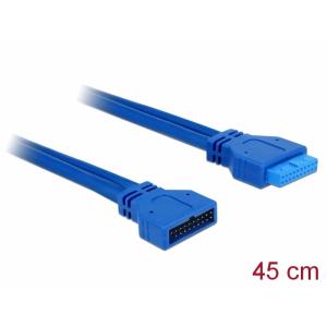 USB 3.0 pikenduskaabel 19 pin