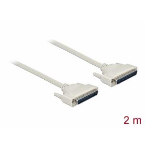 Serial kaabel DB37M - DB37M 2.0m