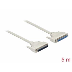 Serial kaabel DB37M - DB37F 5.0m