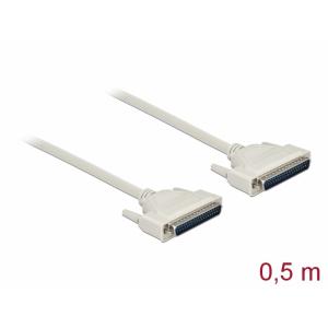 Serial kaabel DB37M - DB37M 0.5m
