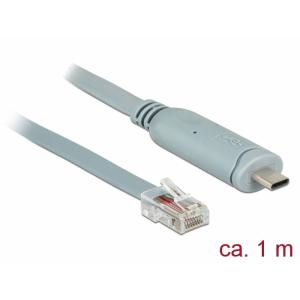 USB-C 2.0 > RS-232 1.0m, CISCO compatible